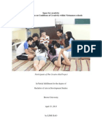 Linh Dao - Thesis on Vietnamese Education