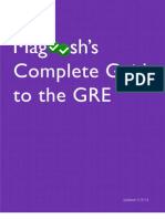 A Complete Guide to the Revised GRE