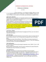 ELECCIONES EN ASTURIAS EN EL AÑO 2012