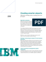 Creating Smarter Airports