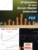 10 Tips for Your Scrum Master Interview