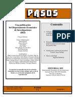 PASOS No. 4 Revista