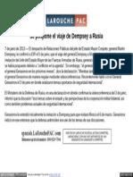 Spanish Larouchepac Com Dempsey Siria