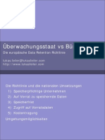 LinuxWochen 2007 Ueberwachungsstaat vs. Buergerrechte