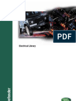 Defender Electrical Library TD5