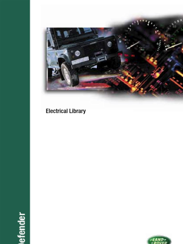 Defender Electrical Library Td5 Fuel Injection Throttle On The Main Black Socket Land Rover Use Pin 5 Electric Brake