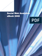 The Social Web Analytics 2008 eBook