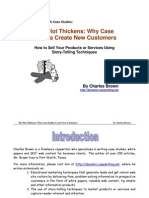 Marketing With Case Studies