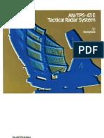 43E_Tactical Radar System