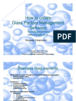 How to Create Factory Management Application _ Project Idea for Programmers