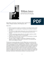 Philosopher Profiles James