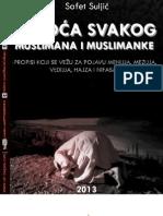 ČISTOĆA SVAKOG MUSLIMANA I MUSLIMANKE -PROPISI KOJI SE VEŽU ZA POJAVU MENIJJA, MEZIJJA I VEDIJJA