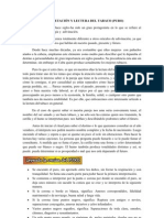 58249595 Interpretacion y Lectura Del Tabaco