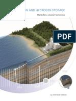 Carbon and Hydrogen Storage
