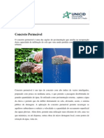 CONCRETO PERMEÁVEL - 2013_1