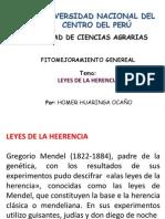 2. Las Leyes de La Herencia