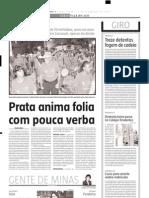 2005.02.01 - Motorista Morre Em Acidente Na BR-381 - Estado de Minas
