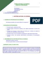 Historia Natural Da Doenca Transparencias