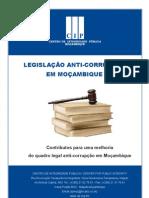 Legislação Anti-Corrupção em Moçambique - Relatório do CIP