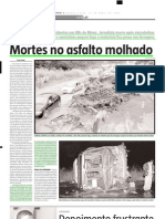 2005.04.27 - Mortes No Asfalto Molhado - Estado de Minas