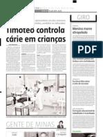 2005.05.10 - Acidente Na BR-381 Mata Duas Pessoas - Estado de Minas
