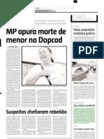 2005.07.08 - Duas vítimas na BR-381 - Estado de Minas
