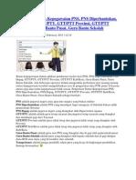 Pengertian Status Kepegawaian PNS