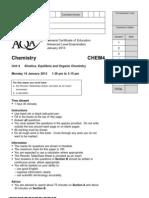 Aqa Chem4 Qp Jan13