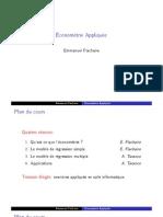 Cours m1 Econometrie Appliquee Slide1 Print