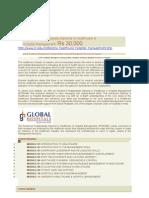 Advanced Postgraduate Diploma in Healthcare