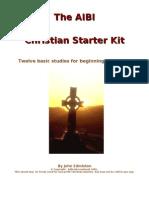 Christian Starter Kit