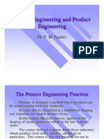 Process Engineering Introduction