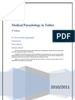 Medical Parasitology - Full
