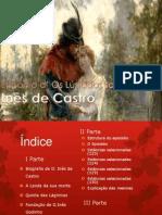 Inês de Castro trabalho final