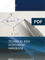 Technical Risk Assessment Handbook 2