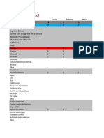 Planilla de Presupuesto Mensual Sandelucas1