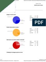 Anno scolastico 2012 - 2013, valutazione