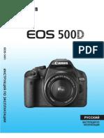 Canon 500D Rus