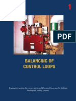 Handbook No 1 Balancing of Control Loops