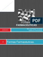 03. Formas Farmacéuticas