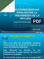 INFLUENZA-Difusión UNAM