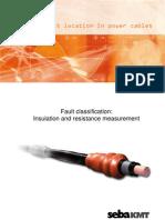 Fault Classification