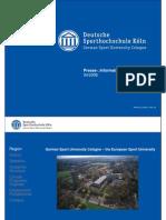 德国科隆大学(PPT)