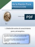 Introduccion a La CrRP - Introduccion