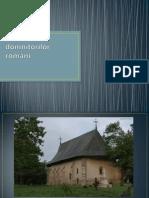 Ctitorii ale domnitorilor români