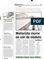 2005.07.25 - Acidentes fazem cinco vítimas - Estado de Minas