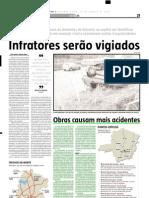 2005.08.15 - Obras Causam Mais Acidentes - Estado de Minas