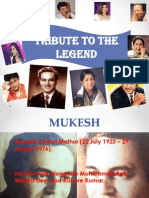 Tribute PPT