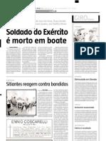 2005.12.04 - Seis Feridos Em Acidente Com Van Na BR-381 - Estado de Minas