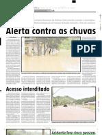 2005.12.09 - Acidente Fere Cinco Pessoas - Estado de Minas
